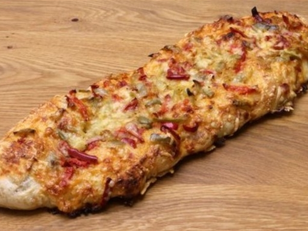 Turkse pizza Paprika